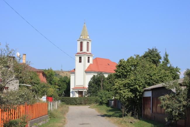 Костел в Солотвино