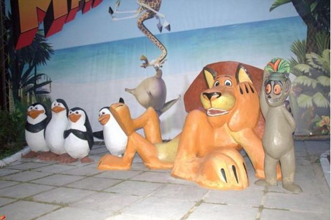 парк для детей в Алуште