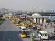 Стамбул в январе 2012, много такси
