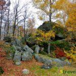 Поход в Карпаты — урочище Смерековый камень,Зачарованный край.