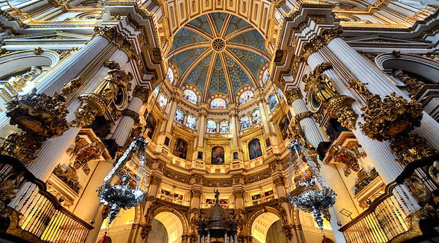 Европа : Гранада. Испания. Нетуристические маршруты