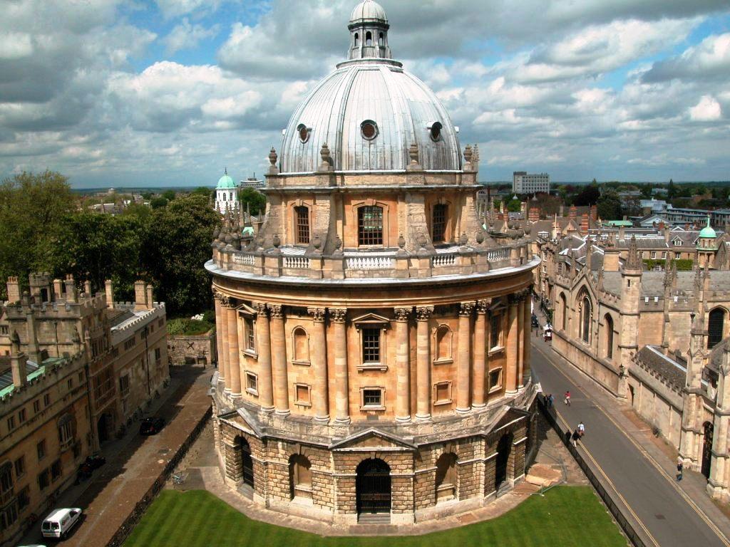 Интересно знать : Оксфорд. Не университетом единым