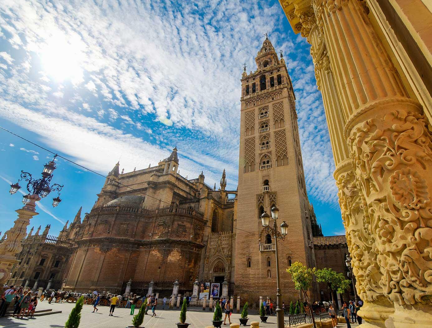 Европа : Севилья. Сказка на юге Испании