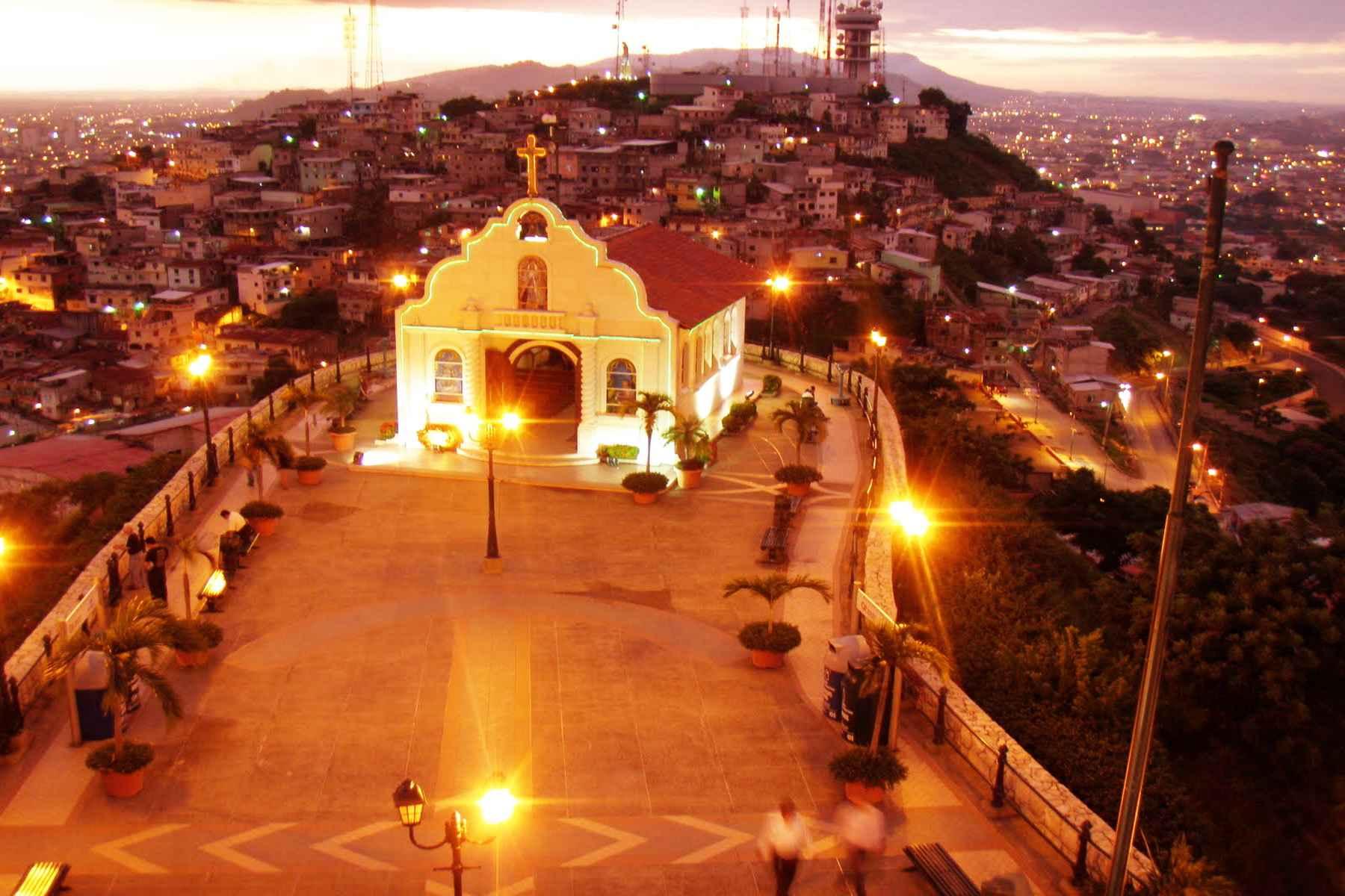 Интересно знать : Гуаякиль - город над побережьем Тихоокеанского побережья